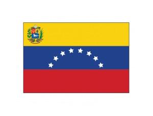 委内瑞拉国旗矢量图