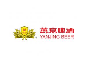 燕京啤酒logo标志矢量图