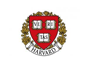 哈佛大学校徽标志矢量图