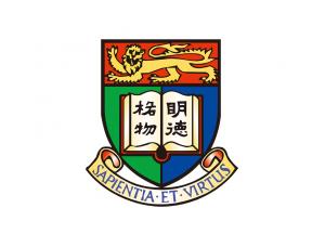 香港大学校徽标志矢量图