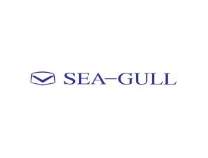 海鸥手表标志矢量图