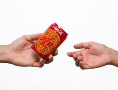 可口可乐新春(越南版)包装欣赏