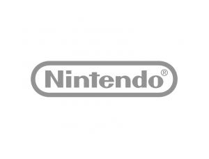 Nintendo任天堂游戏机标志矢量图