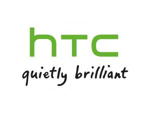 智能手机品牌HTC矢量标志