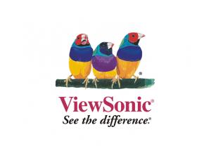 Viewsonic优派标志矢量图