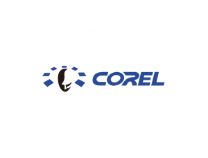 Corel公司标志矢量图