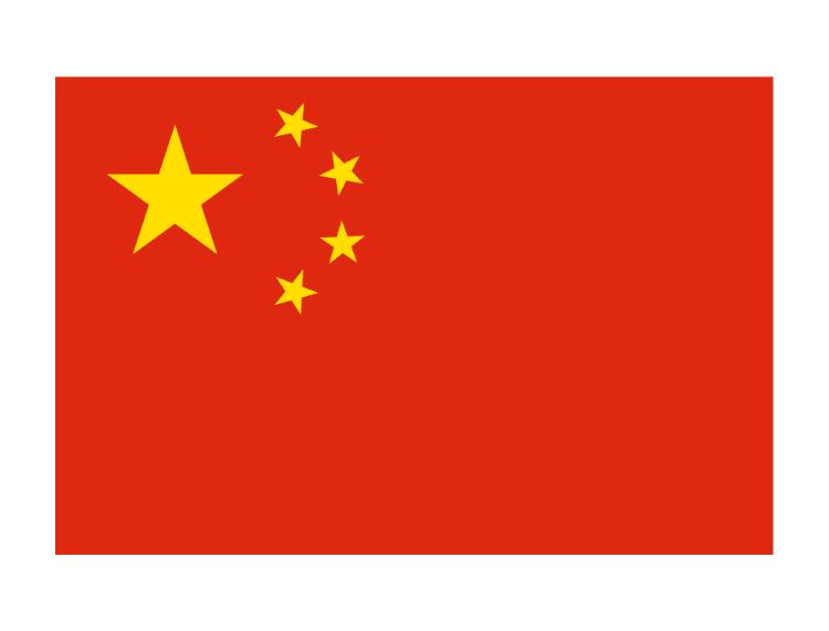 中国国旗矢量图