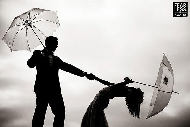 移印_国外创意获奖婚纱摄影作品(2) - 设计之家
