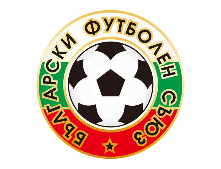保加利亚国家足球队队徽标志矢量图