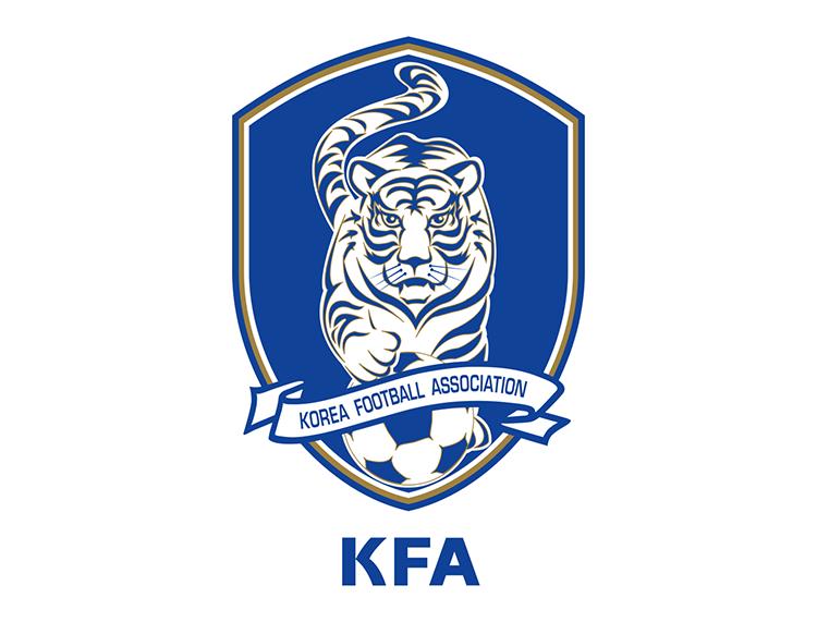 设计【关键词_中国足球队队徽大全】  韩国国家足球队队徽标志矢量图图片