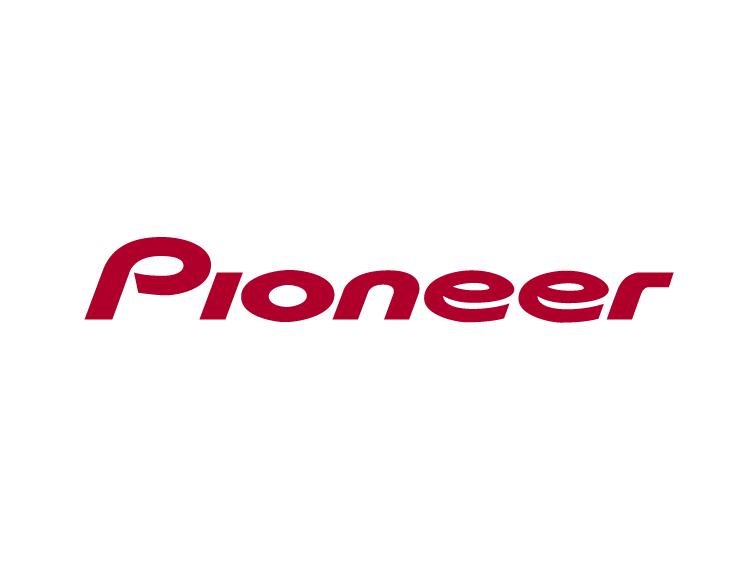 pioneer先锋电子标志矢量图