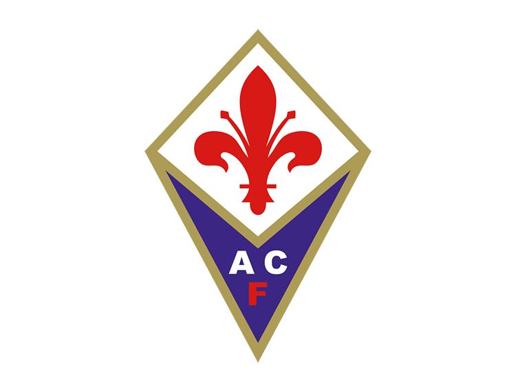 意甲佛罗伦萨队徽标志矢量图 - 设计之家