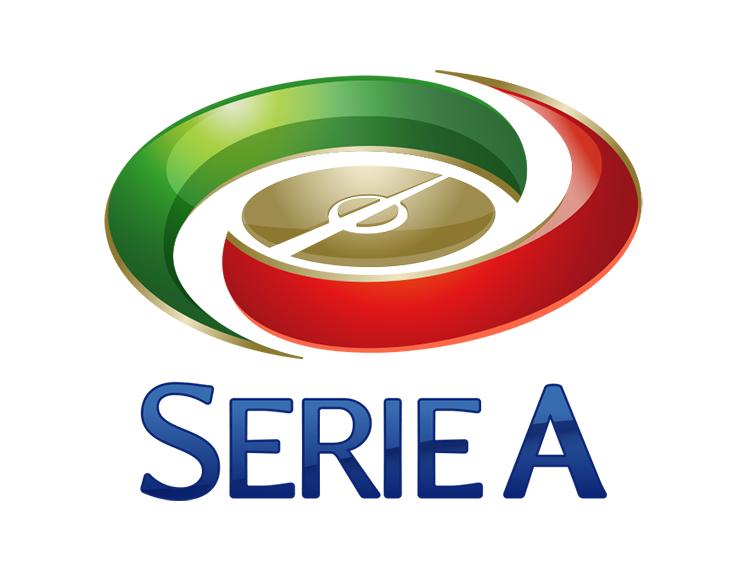 意大利足球甲级联赛标志矢量图
