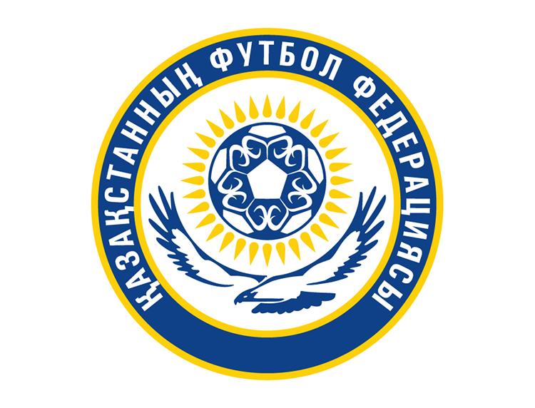 家足球队 队徽标志矢量图 设计之 哈萨克斯-国家足球队标志大全 足图片