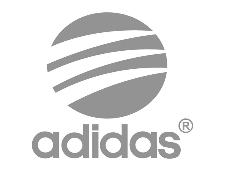 ADIDAS阿迪达斯生活logo标志矢量图图片