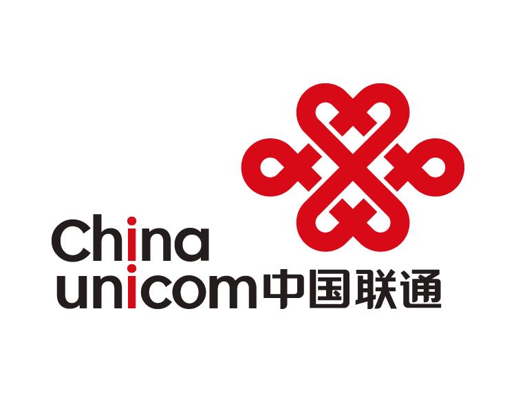 中国联通logo标志矢量图
