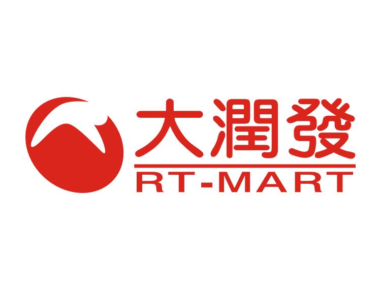 大润发(rt-mart)标志矢量图