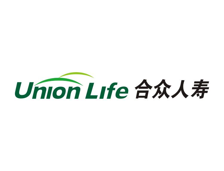 合众人寿logo标志矢量图