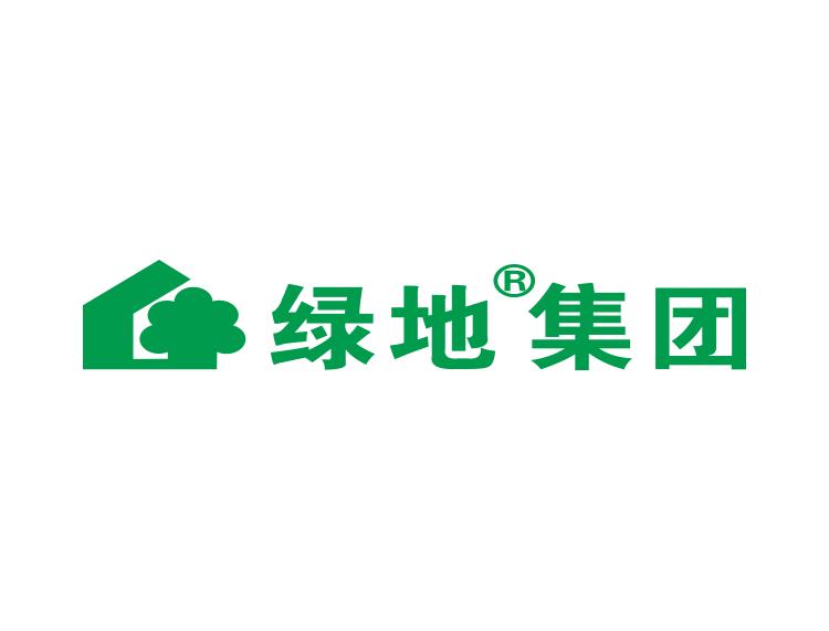 绿地集团logo标志矢量图