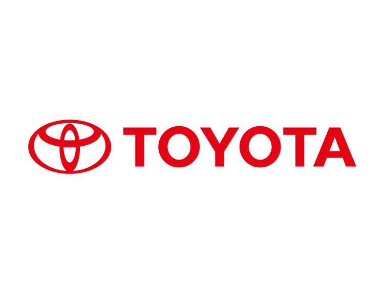 Toyota丰田汽车标志矢量图 设计之家