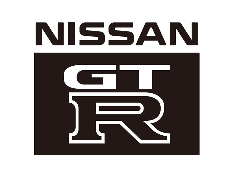 Nissan日产gt R标志矢量图 设计之家