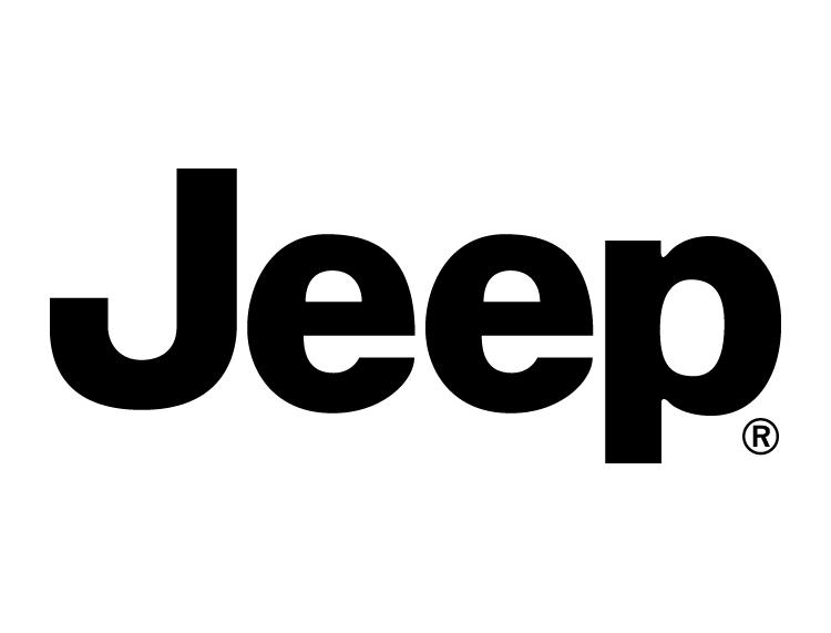 Jeep吉普标志矢量图高清图片