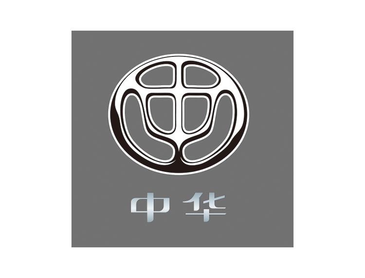 华晨中华汽车标志矢量图