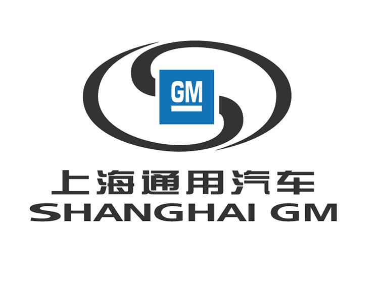 上海通用汽车标志矢量图高清图片