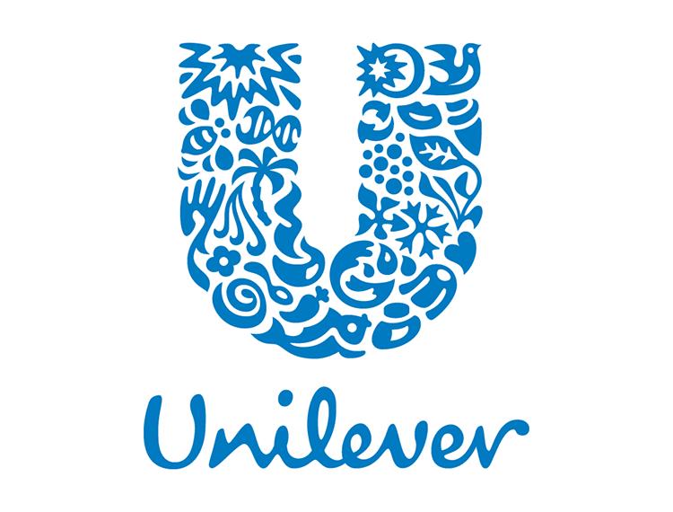 unilever联合利华标志矢量图