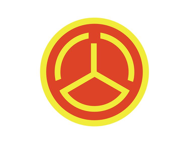 中国公路路徽标志矢量图