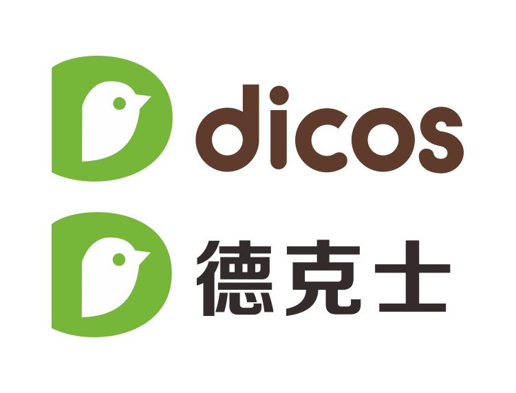 快餐品牌德克士logo标志矢量图