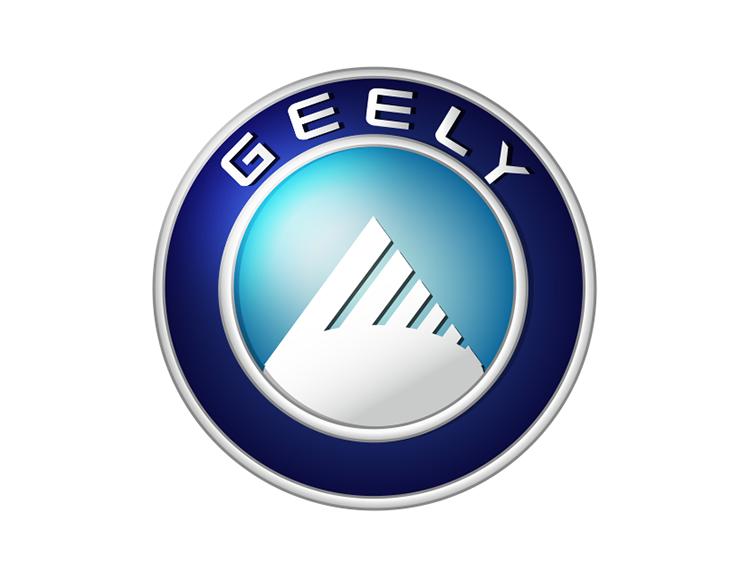 吉利汽车logo标志矢量图