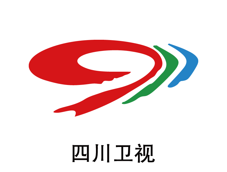 四川卫视台标logo矢量图