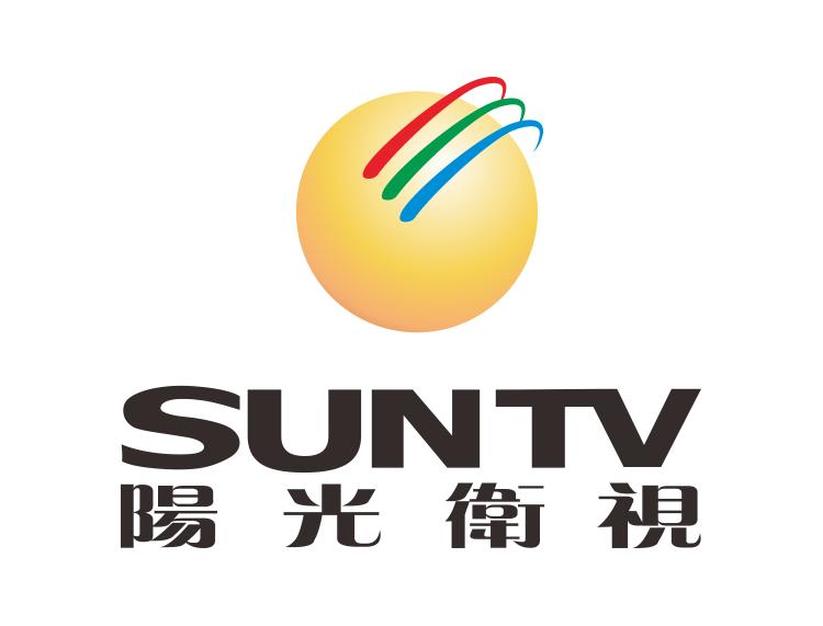阳光卫视台标logo矢量图 - 设计之家