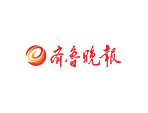齐鲁晚报logo标志矢量图