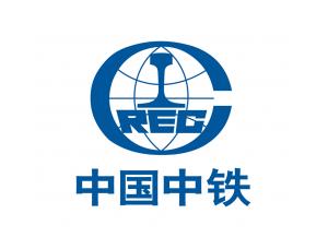 中国中铁logo标志矢量图