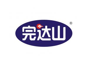完达山乳业logo标志矢量图