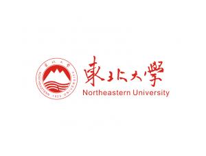 大学校徽系列:东北大学标志矢量图