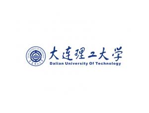 大学校徽系列:大连理工大学标志矢量图