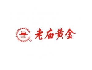 老庙黄金logo标志矢量图