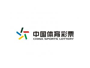 中国体育彩票标志矢量图