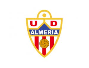 西甲阿尔梅里亚队徽标志矢量图