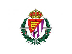 西甲巴拉多利德队徽标志矢量图