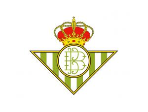 西甲皇家贝蒂斯队徽标志矢量图
