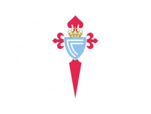 西甲维戈塞尔塔队徽标志矢量图