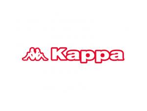 運動品牌卡帕kappa標志矢量圖