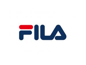 運動品牌斐樂FILA標志矢量圖