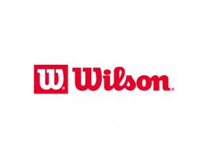 著名运动品牌wilson威尔逊标志矢量图