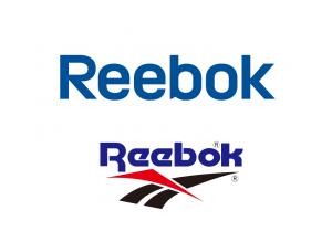 運動品牌銳步Reebok標志矢量圖
