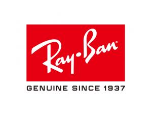 雷朋(ray-ban)标志矢量图